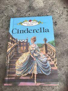 """Ladybird Book 606D """" Cinderella"""" Hardback.."""