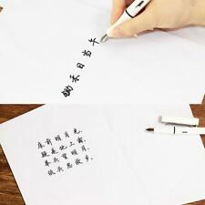 100pcs Transparent Copying Paper Tracing Paper Writing Calligraphy Paper