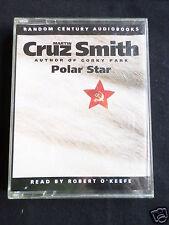 MARTIN CRUZ SMITH - POLAR STAR  - AUDIO BOOK CASSETTE - ROBERT O'KEEFE