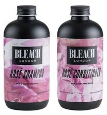 Bleach London ROSE Shampoo And Conditioner 250ml - SAME DAY DESPATCH - 1ST CLASS