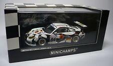 PORSCHE 911 GT3 RS LE MANS 2004 1:43 MINICHAMPS