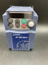 GE Fuji Electric AF300 Mini Drive With Startup Guide