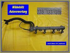 VW Golf 4,      Einspritzdüsenleiste mit Druckminderer, siehe Bild, 036 133 319.