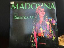 "MADONNA DRESS YOU UP 12"" 1985 SIRE 20369-0"