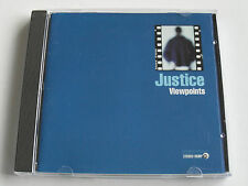 Justice - Viewpoints (CD Album) Used Good