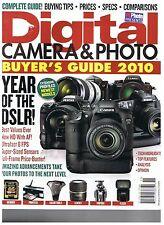 Digital Camera & Photo Magazine - Buyers Guide 2010