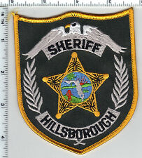 Hillsborough ebay hillsborough county sheriff florida shoulder patch new current sciox Choice Image