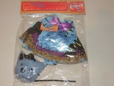 North American Bear Company Muffy Tricky Treat Trio Outfit, New In Package