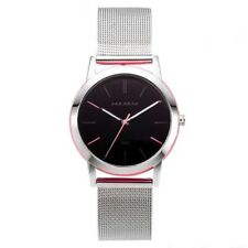 AUTHENTIC LADIES MAXUM BERRY CORAL WATCH X1515L1 STAINLESS STEEL RRP:$119 NIB