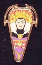 2004 DISNEY PINS  Nouveau Snow White's EVIL QUEEN Pin Limited Edition 1,000