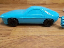 Vintage Blue Car Phone Telephone - Never Used - Novelty Gift * Blue *