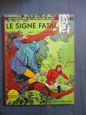 LE CHEVALIER BLANC 3, Funcken, EO 1963 , bel état