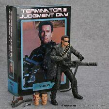 NECA Terminator 2: Judgment Day T-800 Arnold Schwarzenegger PVC Action Figure