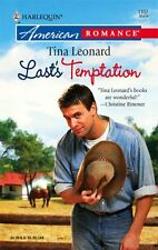 American Romance: Last's Temptation 1107 by Tina Leonard (2006, Paperback)