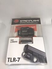 Streamlight Tlr-7 69420 Tactical Low Profile Weapon Light Nib 500 Lumens