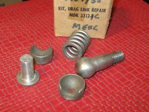 NOS 1954-1955 Mercury steering arm ball stud repair kit