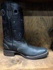 cowboy boots square toe #11