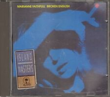 MARIANNE FAITHFULL Broken English CD Working Class Hero Ballad Lucy Jordan