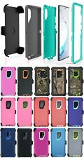 For Samsung Galaxy S9/S9+ Plus Case Cover w/Screen & Clip fit Otterbox Defender
