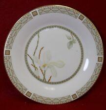 "ROYAL DOULTON china WHITE NILE TC1122 pattern Bread Plate - 6-1/2"""