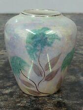 J. Fryer Oldcourt Ware Lustre Miniature Urn Vase Floral Decoration