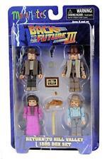 Back to the Future 30th Anniversary Minimates Figures 1885 Box Set