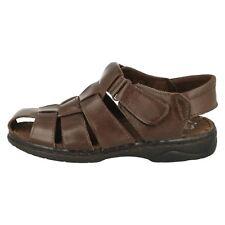 Men's Unbranded Leather Sandals & Flip Flops