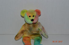 Ty Beanie Babies~4th Generation~Waves The Whale~Good Heart Tag~E6