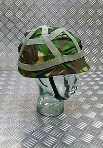 Military Style Kids Combat Helmet And Free Camo Cover Childrens Plastic Helmet