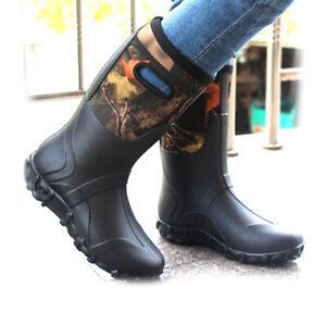 High-End Rainshoes Rain Boots Rain Shoes Rubber Boots Fishing Footwear Outdoor