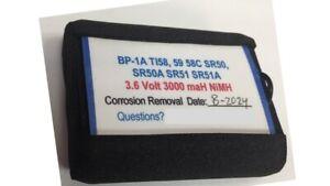 Texas Instruments Calculator NiMH BP1A BATTERY TI58 59 58C SR50 SR50A SR51 SR51A