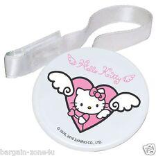 2 x HELLO KITTY anneau de dentition Porte-Bébé Filles Bouteille Accessoires BPA Free
