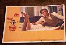 FREEBIE AND THE BEAN 1974 LOBBY CARD #5 JAMES CAAN