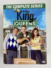 King of Queens The Complete Series Season 1 2 3 4 5 6 7 8 9 DVD Box Set 27 Disc