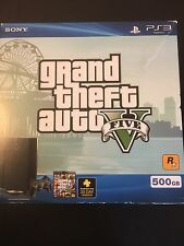 grand theft ps3 Console