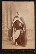 Notable des Ouled-Sidi-Cheikh à Paris. Photographe Eugène Pirou. 1885. #3