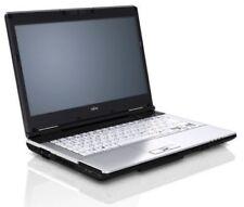 "Fujitsu Laptop s751 14"" 250 GB 8 GB Intel i5 UMTS DVD win7 win10 Pro"