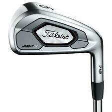 Titleist Golf Club 718 AP3 4-PW Iron Set Stiff Steel Very Good