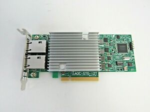 Supermicro AOC-STG-i2T Dual-Ports 10Gbps 10GBase-T NIC    14-4