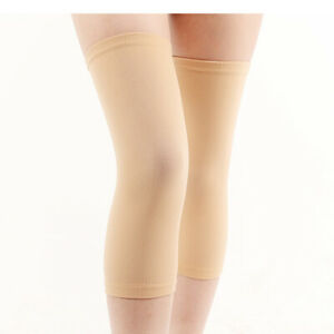 1Pair Women Cycling Knee Warmers Thermal Knee Joints Warmers Reduce Swelling New