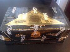 Rare Factory Sealed 1996 Pinnacle Select Certified Football Hobby Box, 20 Packs