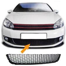 CALANDRE SPORT STYLE GTI PARECHOC VW GOLF 6 3 5 PORTES & SW 10/2008-11/2012