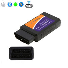 1pc Car Scanner ELM327 OBD2 WiFi Diagnostic Scan Tool For PC iPhone iPad