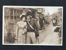 Vintage Postcard: #98: Home Again: Jesse Boot Nottingham 1901