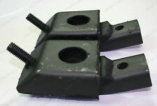 1966 1967 1968 1969 LINCOLN TRANSMISSION TRANS MOUNT MOUNTS (2) NEW C8VY-6068-A