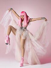 Nicki Minaj Fabric Art Cloth Poster 20inch x 13inch Decor 136