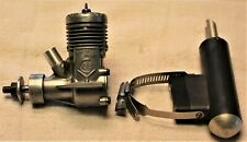 SUPER TIGRE C35 CONTROL LINE STUNT WITH MUFFLER USED EXCELLENT CONDITION!!!!!!!!