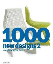 NEW 1000 New Designs 2 and Where to Find Them by Jennifer Hudson