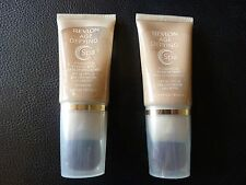 Revlon Age Defying SPA Foundation / Makeup - LIGHT MEDIUM  #004 - TWO New/Sealed