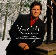 Vince Gill Breath Of Heaven A Christmas Collection Patrick Williams & Orchestra
